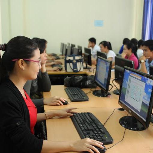 Trung cấp Tin học văn phòng - Cao đẳng cơ điện Phú Thọ