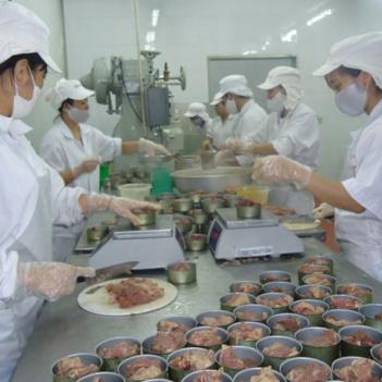 Trung cấp Chế biến thực phẩm - Cao Đẳng Nghề TP.HCM