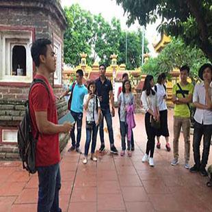Trung cấp Hướng dẫn viên du lịch ( hệ 1 năm) - Trung cấp Du lịch & Khách sạn SaigonTourist