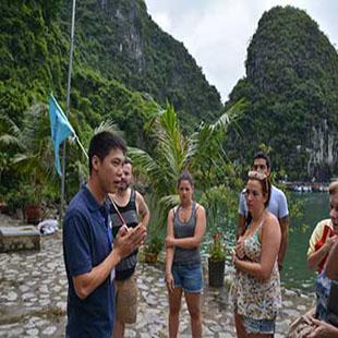 Trung cấp Hướng dẫn viên du lịch ( hệ 2 năm) - Trung cấp Du lịch & Khách sạn SaigonTourist