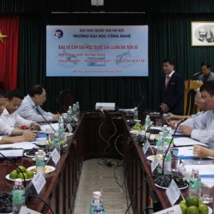 Tiến sĩ Hệ thống thông tin - Đại học Bách khoa Hà Nội