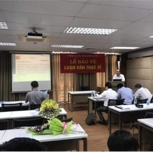 Thạc sĩ Kỹ thuật Hóa học - Đại Học Công Nghiệp Hà Nội