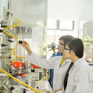 Thạc sĩ Kỹ thuật Hóa học - Đại học Công nghệ thực phẩm TP. Hồ Chí Minh
