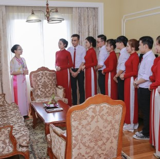 Cử nhân Quản trị khách sạn (chuẩn quốc tế) - Đại học Nguyễn Tất Thành