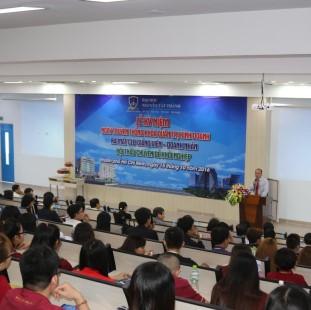 Cử nhân Quản trị kinh doanh - Đại học Nguyễn Tất Thành