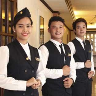 Cử nhân Quản trị khách sạn - Cao đẳng công nghệ cao đồng an