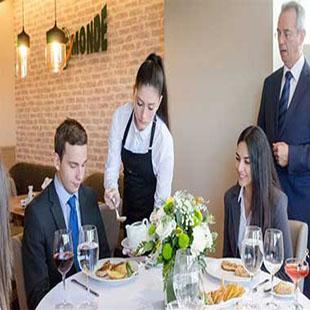 Quản lý nhà hàng ( hệ 1 năm ) - Trung cấp Du lịch & Khách sạn SaigonTourist