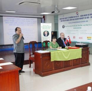 Thạc sĩ Quản trị kinh doanh - Đại học Công nghệ Đông Á